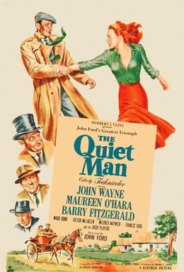 Постер фильма Тихий человек (1952)