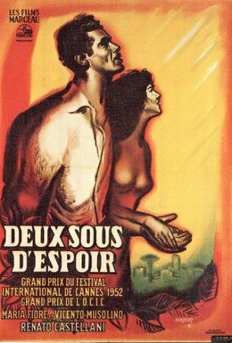 Постер фильма Два гроша надежды (1952)