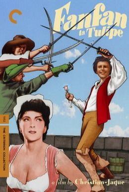 Постер фильма Фанфан-Тюльпан (1952)