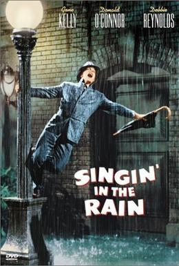 Постер фильма Поющие под дождем (1952)