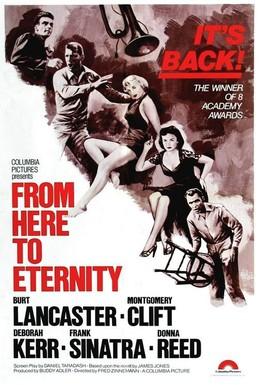 Постер фильма Отныне и во веки веков (1953)