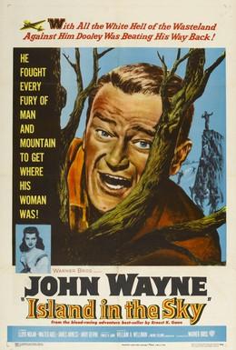 Постер фильма Небесный остров (1953)