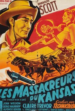 Постер фильма Незнакомец с револьвером (1953)