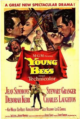 Постер фильма Малышка Бесс (1953)
