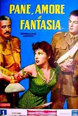 Постер фильма Хлеб, любовь и фантазия (1953)