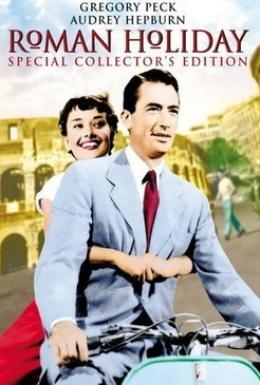 Постер фильма Римские каникулы (1953)