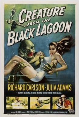 Постер фильма Создание из Чёрной лагуны (1954)