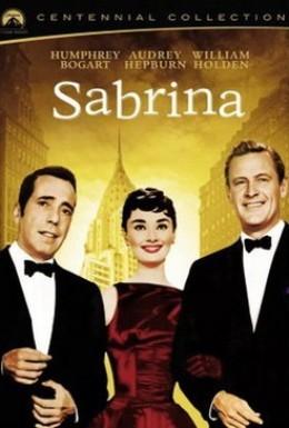 Постер фильма Сабрина (1954)