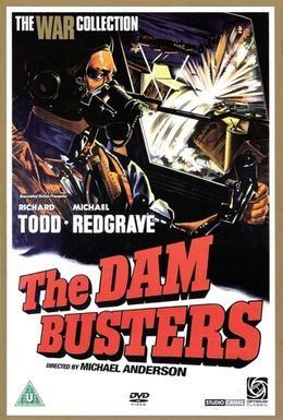 Постер фильма Разрушители плотин (1955)