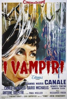 Постер фильма Вампиры (1957)