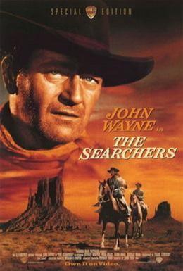 Постер фильма Искатели (1956)