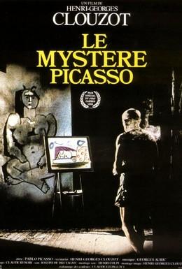 Постер фильма Тайна Пикассо (1956)