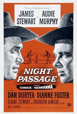 Постер фильма Опасный перегон (1957)