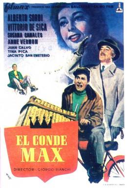 Постер фильма Граф Макс (1957)