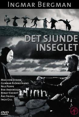 Постер фильма Седьмая печать (1957)