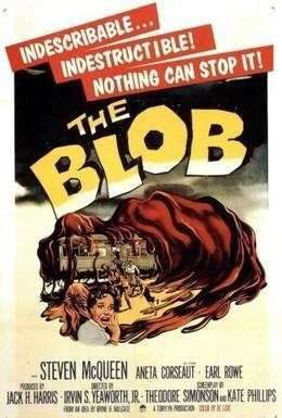 Постер фильма Капля (1958)