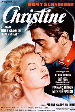 Постер фильма Кристина (1958)