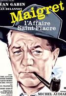Мегрэ и дело Сен-Фиакр (1959)