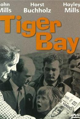 Постер фильма Тигровая бухта (1959)