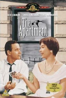 Постер фильма Квартира (1960)
