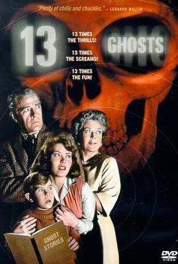 Постер фильма 13 призраков (1960)