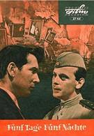 Пять дней – пять ночей (1960)