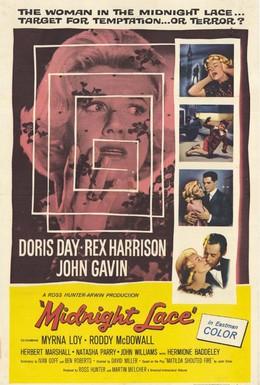 Постер фильма Полуночное кружево (1960)