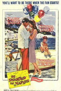 Постер фильма Это началось в Неаполе (1960)