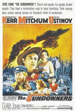 Постер фильма Бродяги (1960)