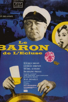 Постер фильма Барон де Л'Эклюз (1960)