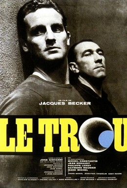 Постер фильма Дыра (1960)