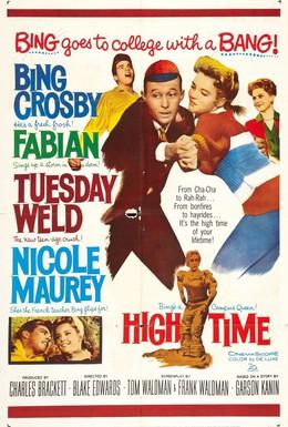 Постер фильма Давно пора (1960)
