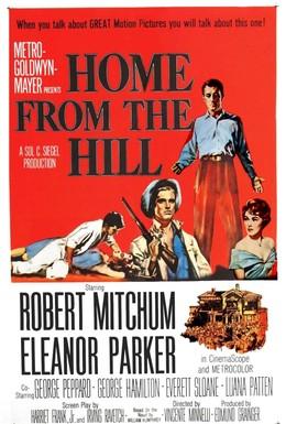 Постер фильма Домой с холма (1960)