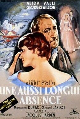 Постер фильма Столь долгое отсутствие (1961)