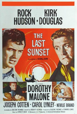 Постер фильма Последний закат (1961)