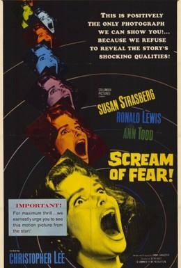 Постер фильма Вкус страха (1961)