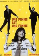 Женщина есть женщина (1961)
