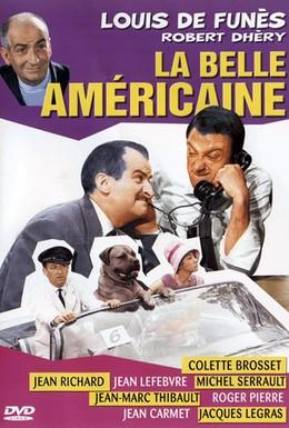 Постер фильма Прекрасная американка (1961)