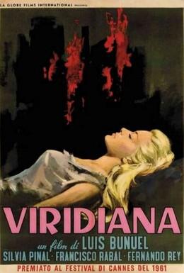 Постер фильма Виридиана (1961)