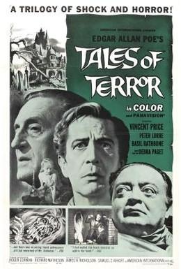 Постер фильма Истории ужасов (1962)
