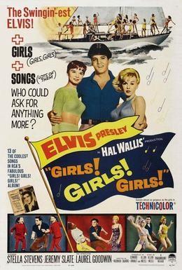 Постер фильма Девочки! Девочки! Девочки! (1962)