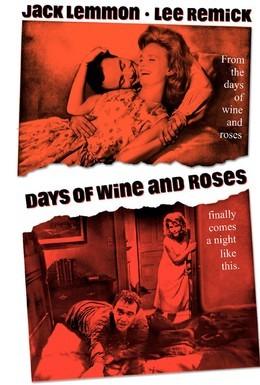 Постер фильма Дни вина и роз (1962)