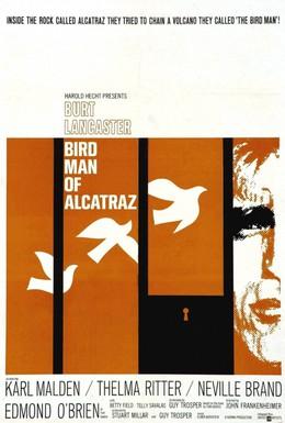 Постер фильма Любитель птиц из Алькатраса (1962)