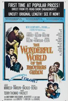 Постер фильма Чудесный мир братьев Гримм (1962)