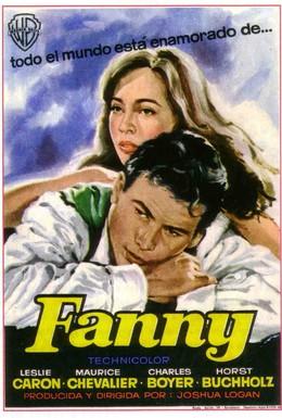 Постер фильма Фанни (1961)