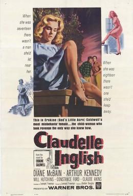Постер фильма Клодель Инглиш (1961)