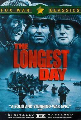 Постер фильма Самый длинный день (1962)