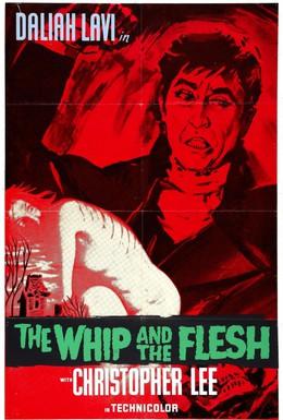 Постер фильма Плеть и тело (1963)