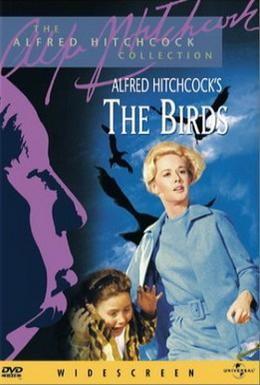 Постер фильма Птицы (1963)