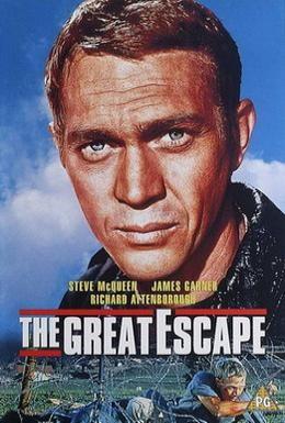 Постер фильма Большой побег (1963)